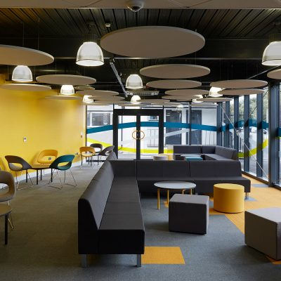 Hartsdown Academy, Margate. Diacesan Architects