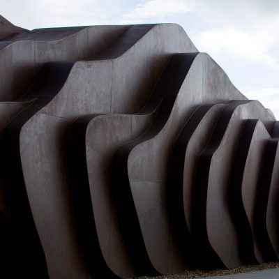 East Beach Cafe. Heatherwick Studio