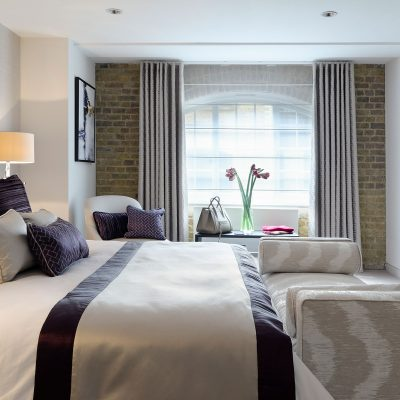 Luxury Shad Thames apartment. Design by Maisha Design. Direction and PR by niche pr
