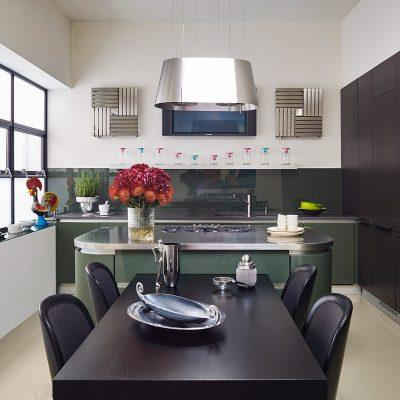 Bayswater Kitchen by Staffan Tollgard