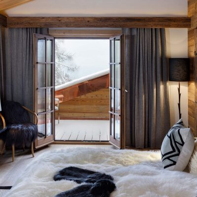 Verbier chalet. Laughland Jones