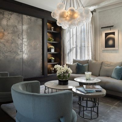 Belgravia luxury residence. Staffan Tollgard