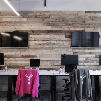 Yo Yo Wallet HQ. Design by Haley McLane