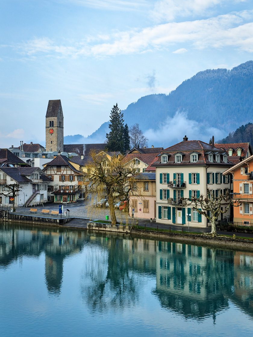 INTERLAKEN – EMERALD GEM