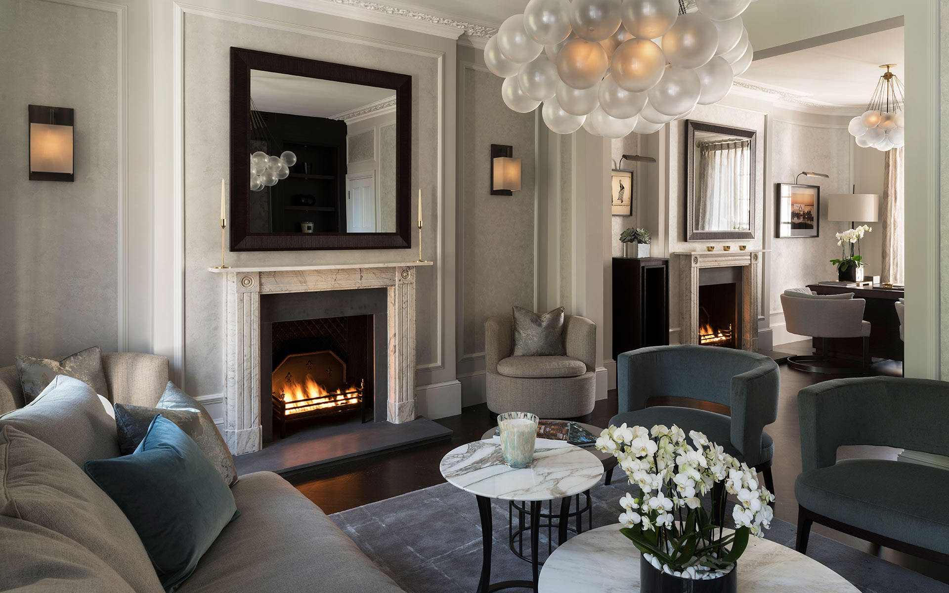 Lux residential interiors