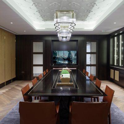 Boardroom. Buxmead. Harrison Varma