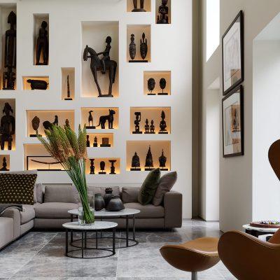 Luxury Chelsea family residence. Interior Design by ML Home Design