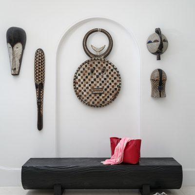 Luxury Kensington residence. Interior Design by Staffan Tollgard Design Group