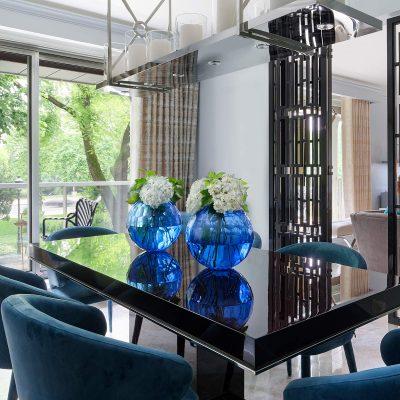Parisian Apartment. Interior Design by Maisha Design