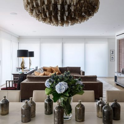 Luxury Kensington apartment by Corbie Phillips Design