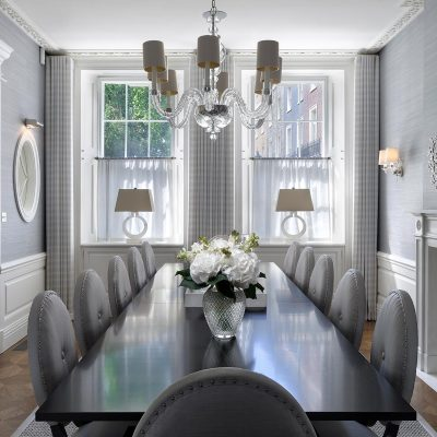 Dining space: Private Client