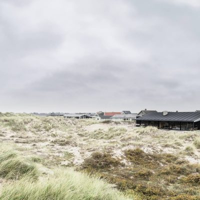 Summer House on Fanø. Interior Design by Tollgård Design Group. Architect - Knud Holscher