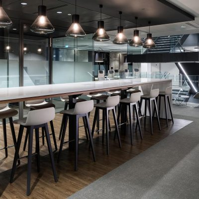 City of London HQ. OPM Furniture