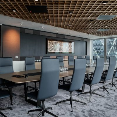 Boardroom. City of London. OPM Furniture