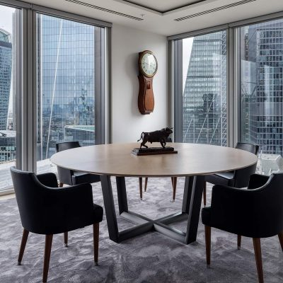 City meeting room. OPM Furniture