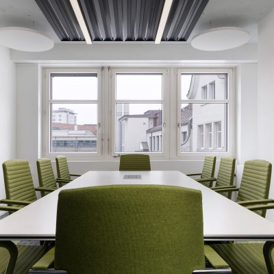 Meeting room. Deloitte. Zurich. Agilité Solutions