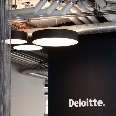 Office detail. Deloitte, Zurich. Agilité Solutions