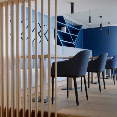 Meridiam's Paris office. Agilité Solutions