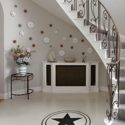 Entrance Hall, Interior Design by Hannah Interiors London