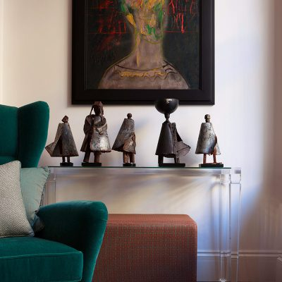 Belgravia Residence. Tollgard Design Group