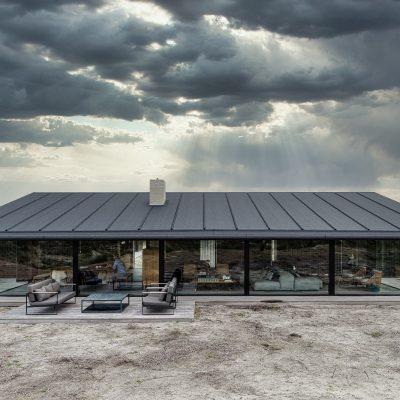 Fano, Denmark. Staffan Tollgard Design Group. Knud Holscher - Architect.
