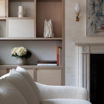 Mayfair Luxury Apartment. Rebecca James Studio
